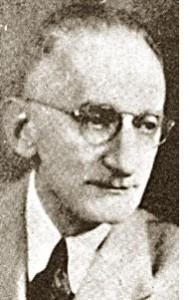 Louis Leon Thurstone 1887-1955